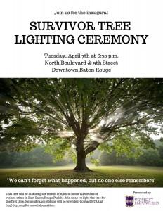 Survivor-Tree-Lighting-Poster